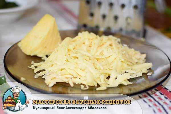 терка и сыр