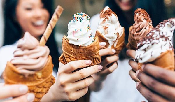 традиционные рецепты мороженого