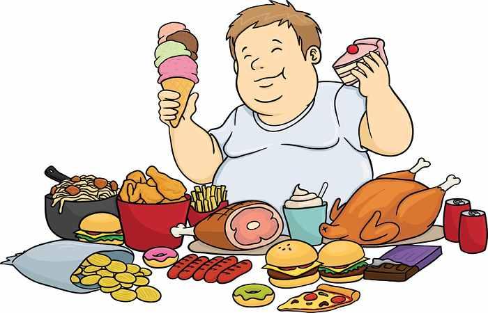 психологический портрет человека по еде