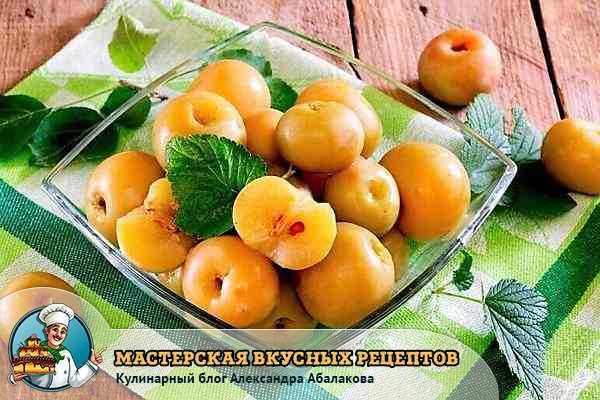 яблоки заготовленные на зиму