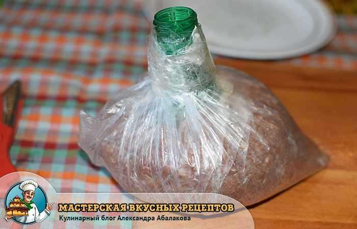 приспособление для приготовления чевапчичей