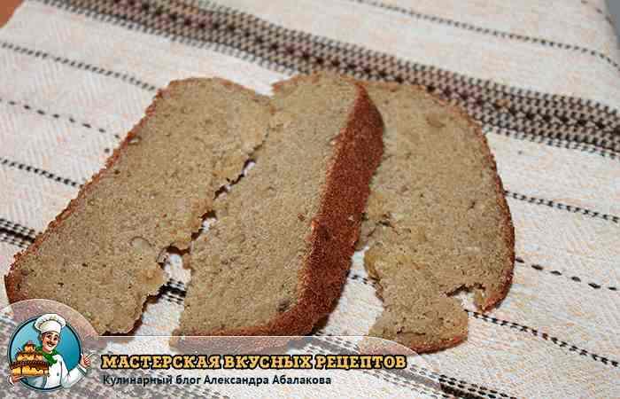 Миниатюра к статье Полезный безглютеновый хлеб— как испечь в хлебопечке, чтобы не было осечки