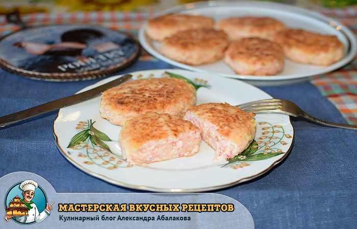 оригинальное блюдо из морепродуктов