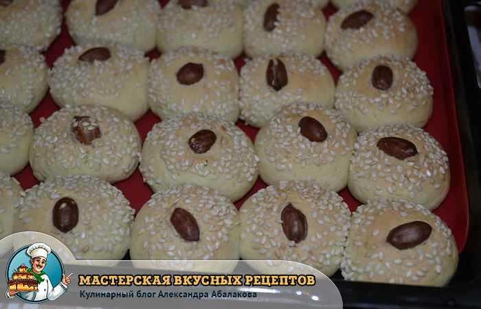 печеньки запеклись