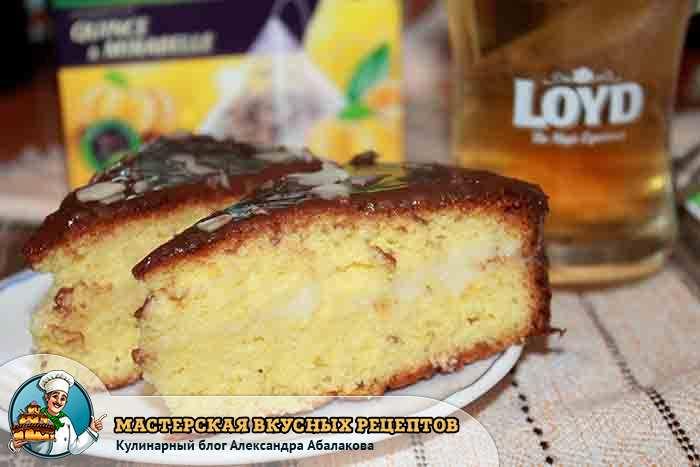 2 кусочка торта по госту