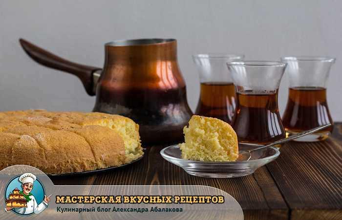 кофе с сербским манником