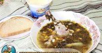 Суп с щавелем и курицей: зеленый свет к здоровью