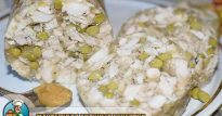 Как приготовить куриный рулет в пластиковой бутылке— рецепт с желатином