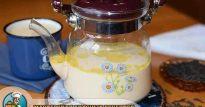 Тибетский чай с молоком согреет, придаст сил— будешь здоров если испил