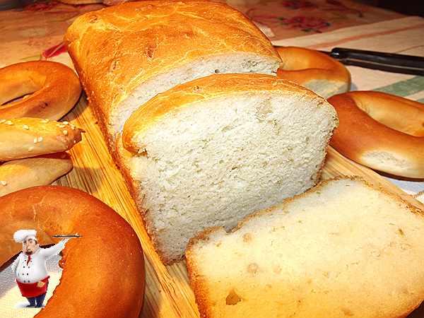 Раньше его делали в русской печи, сегодня для этого существует специальный прибор – хлебопечка.
