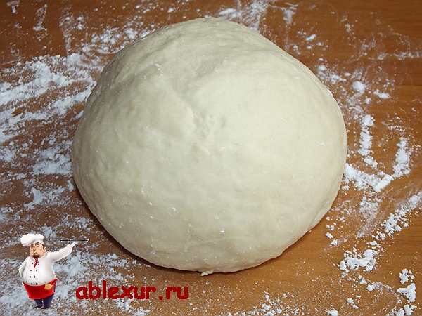 тесто для осетинского пирога