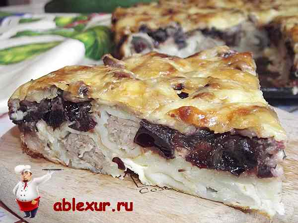 Запеканка из пельменей с сыром – кулинарный рецепт