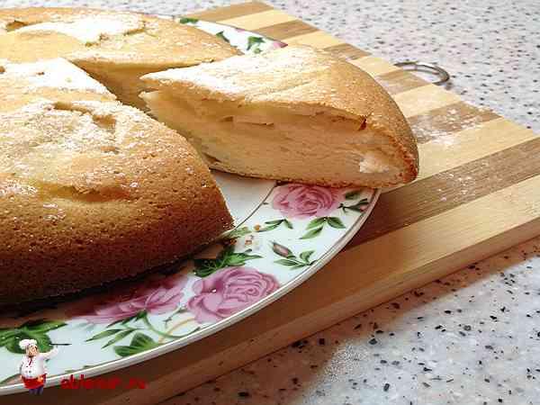 Как приготовить пирог самый простой