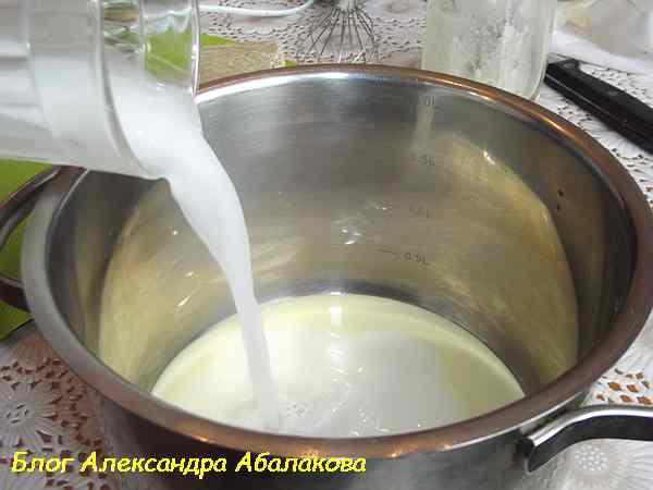 как приготовить крем из сгущенки