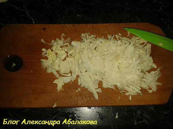 """Салат слоеный """"Редька и К"""" – кулинарный рецепт"""