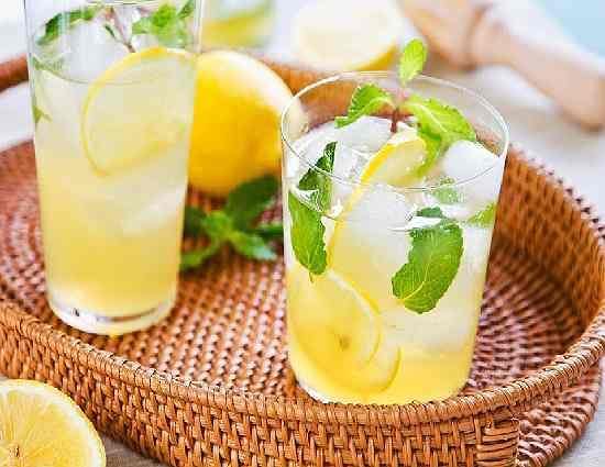 Как сделать лимонад в домашних условиях рецепт 89