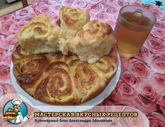 рецепт француских булочек