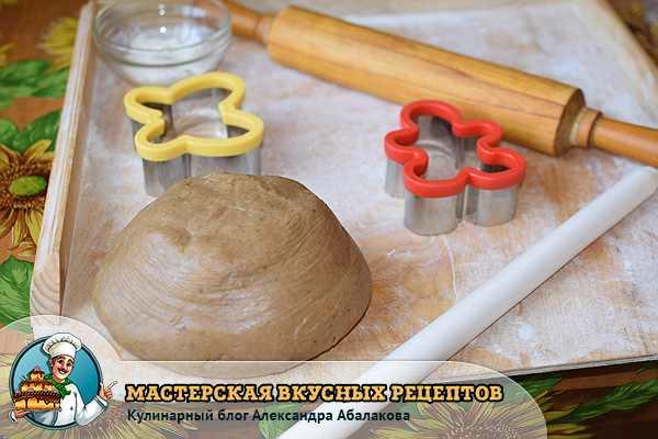 скалка тесто формочки