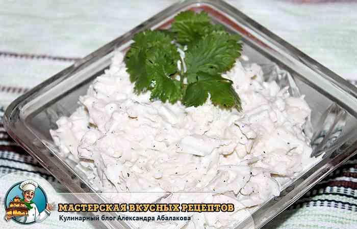 Салат из топинамбура: рецепты витаминной бомбы